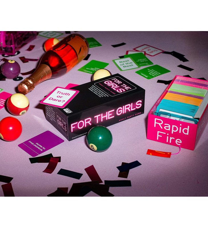 For The Girls Adult Party Game