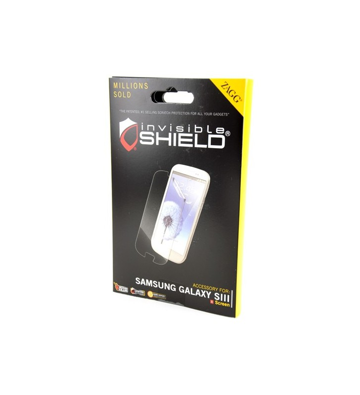 Invisable Shield Samsung S3 Screen Protection