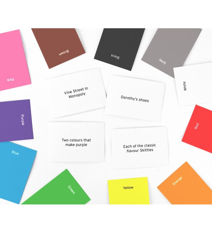 Color Brain Board Game