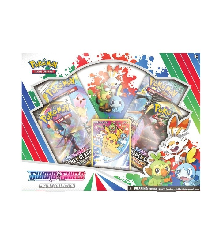 Pokémon Trading Card Game: Sword & Shield Figure Collection