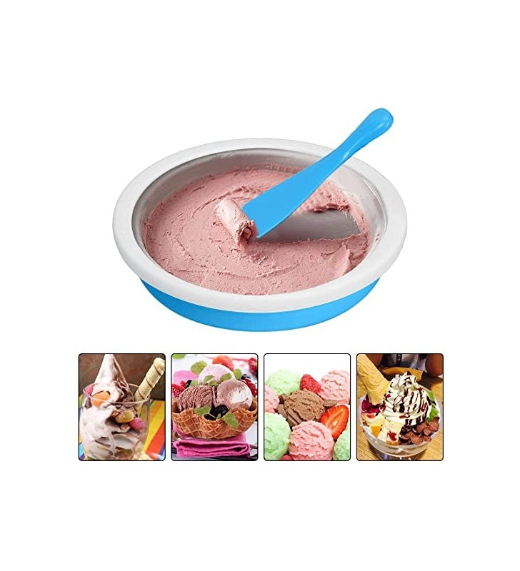 Rolled Ice Cream Maker