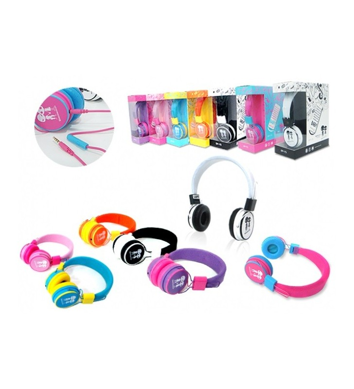 Baby HD-HiFi Dynamic Bass Headphones