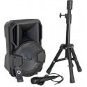 Party Light & Sound Active Speaker Box