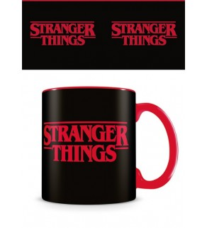 Stranger Things Mug - Logo
