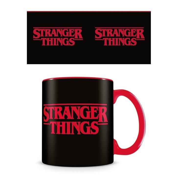 Stranger Things Mug - Logo