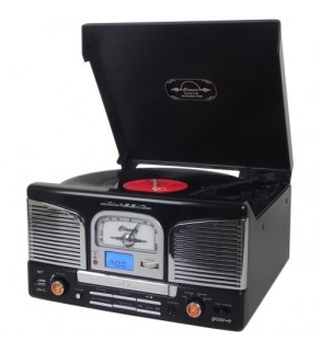 Groove Vinyl Record Player