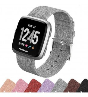 Fabric Strap For Fitbit Versa
