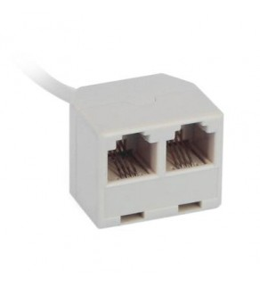 2 Way Telephone Splitter