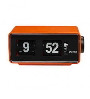 Denver Retro Flip Clock Radio