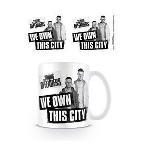The Young Offenders (We Own This City)