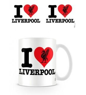 I Love Liverpool - Mug