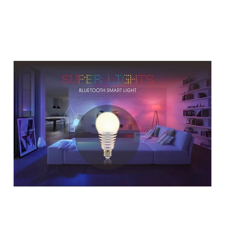 Suboo SU-750 Dimmable Wireless Bluetooth 4.0 Smart LED Lightbulb
