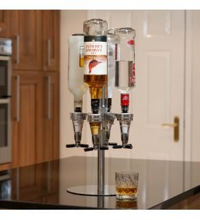 Four Bottle Bar Optic...