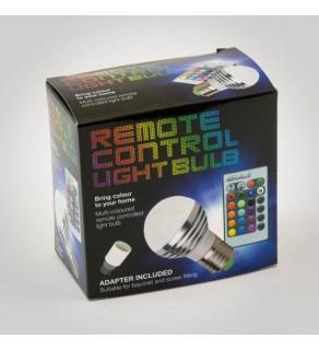 Remote Control Lightbulb