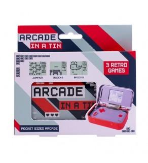 Arcade in a Tin