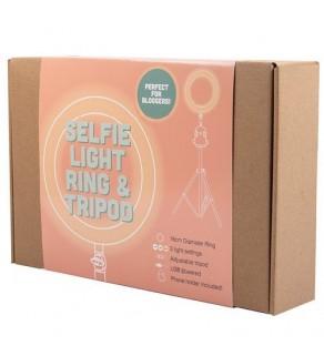 Selfie Light Ring & Tripod