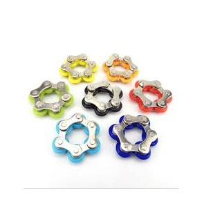 6 Section Bike Chain Fidget...