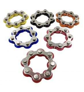 8 Section Bike Chain Fidget...
