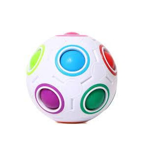 Magic Rainbow Ball Puzzle...