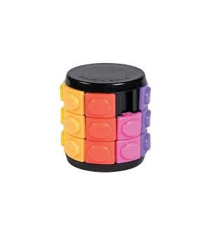 Colorful Magic Tower Puzzle...