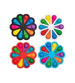 Multicolor Simple Dimple...
