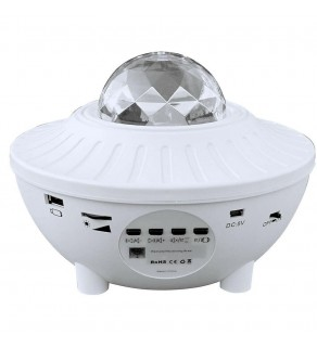 LED Galaxy Starry Projector...