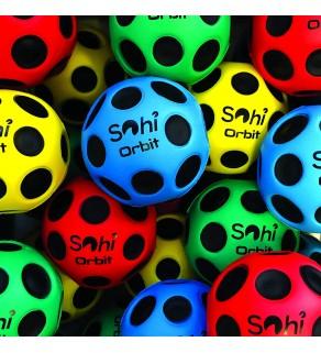 Bouncing Moon Ball