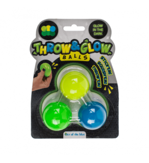 Throw and Glow Balls