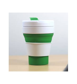 CLUPEE Collapsible Cup