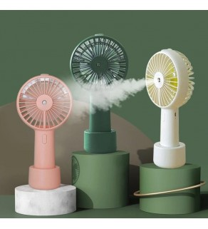 Mini Rechargable Spray Fan