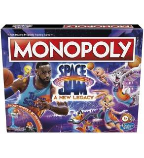 Monopoly: Space Jam A New...