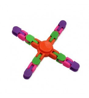 Wacky Tracks Fidget Spinner...
