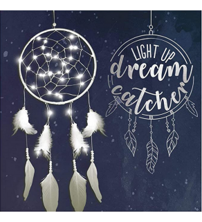 Light Up Dream Catcher