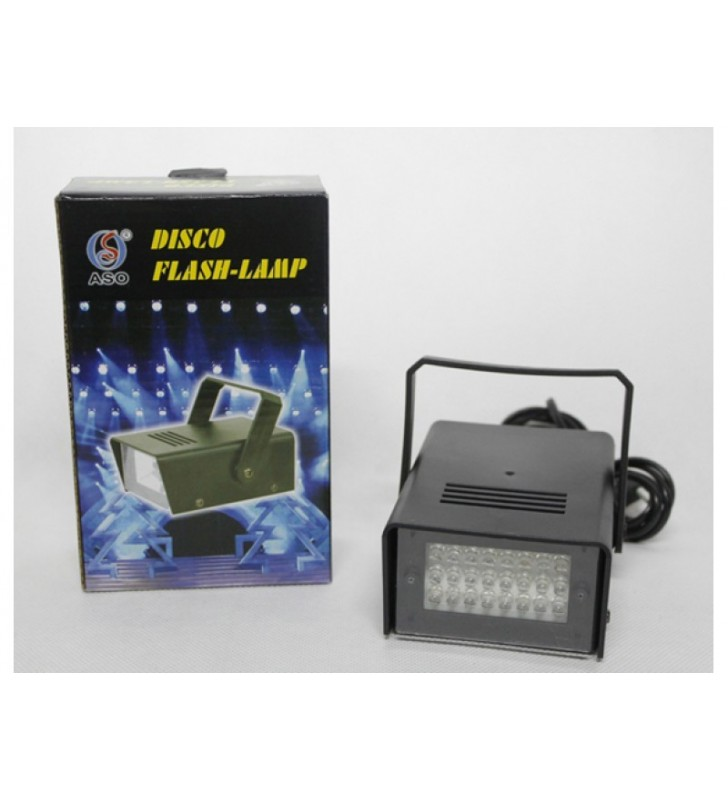 Disco Flash Lamp/Strobe Light
