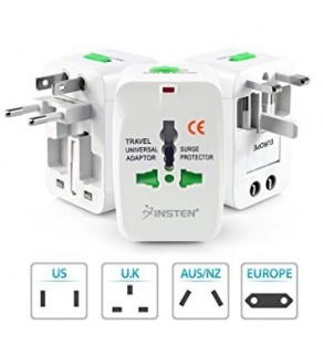 ishine universal travel adaptor