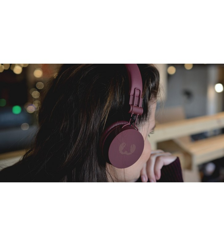 Fresh n Rebel Caps Headphones Black