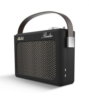 AKAI Retro Portable AM/FM Radio