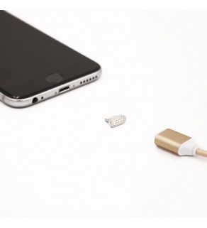 Magnetic Cable IOS and Android