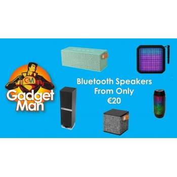 Radio & Bluetooth Speakers