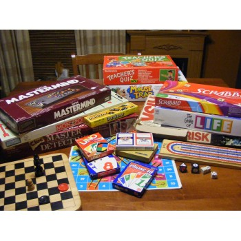 Gadget Man- Shop our selection of Board Games - Fun for all the family