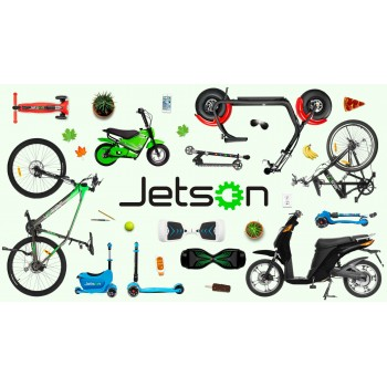Jetson Hoverboards Ireland